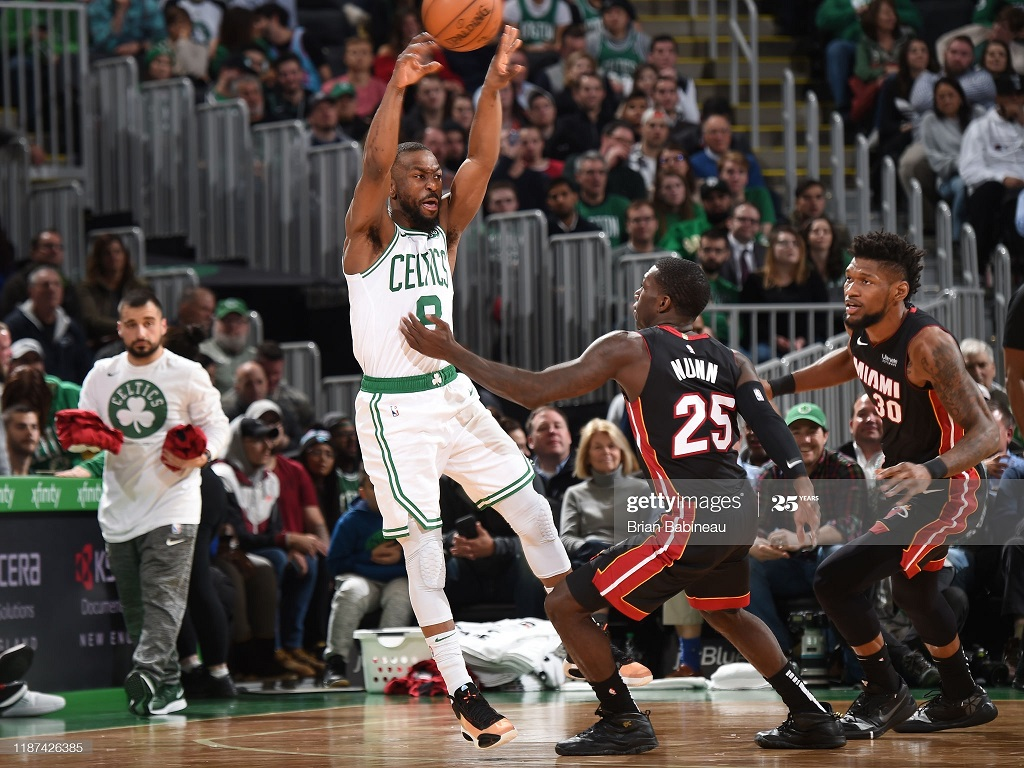 Miami Heat vs Boston Celtics en vivo y en directo online en NBA 2020