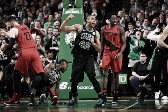 Celtics gana con el tiro ganador de Al Horford