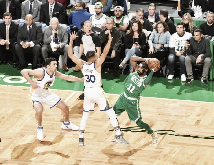 Celtics le ganó a los Warriors y alcanzan 14 triunfos en fila
