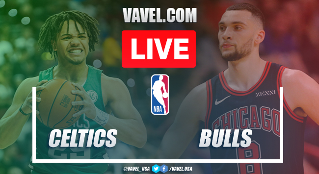 Live Coverage: Celtics vs Bulls, NBA Regular Season