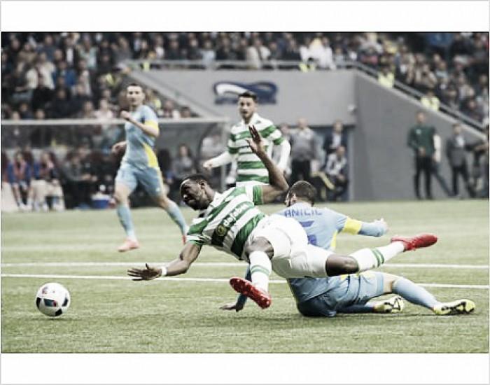 Astana e Celtic ficam no empate em partida equilibrada pela Champions League