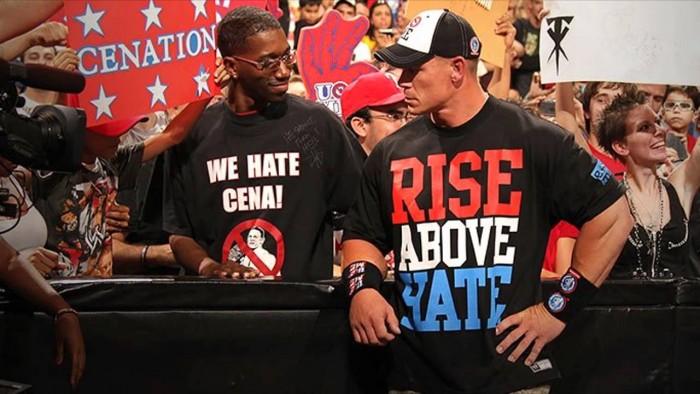 John Cena: Why The Hate?