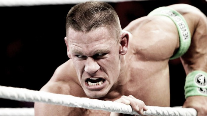 John Cena admits he misses blood in WWE