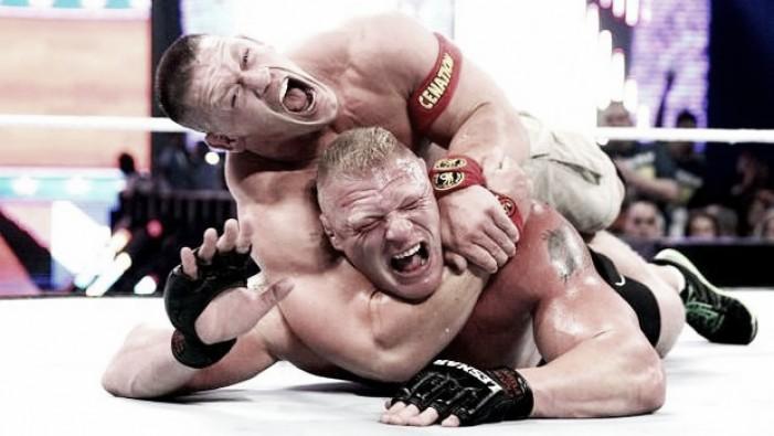 John Cena is 'Not a Fan' of UFC