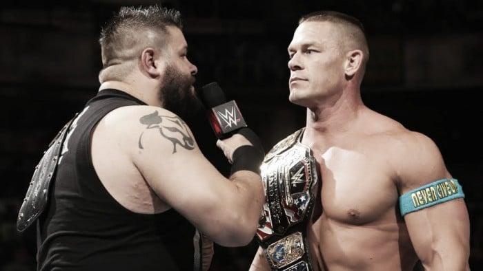 Kevin Owens praises John Cena, talks about Twitter