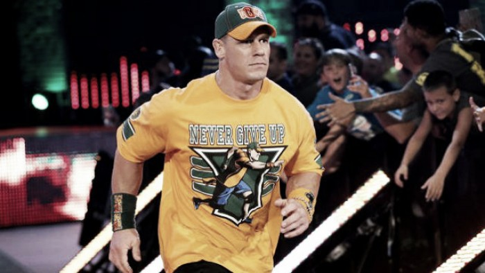 John Cena announces the date of his return to Monday Night Raw