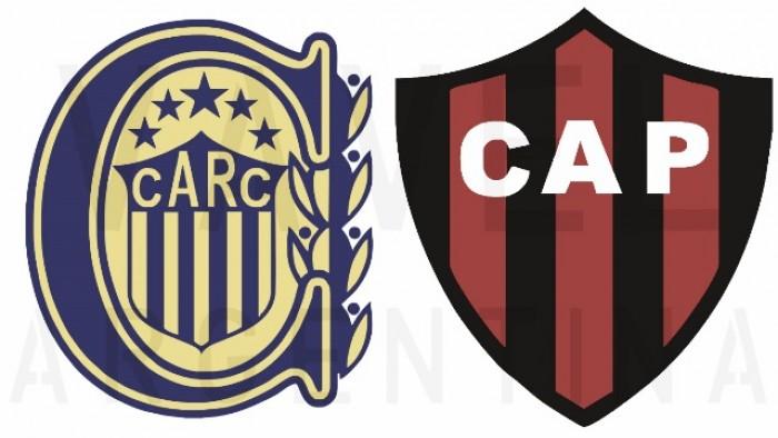 Resultado Rosario Central vs Patronato en partido del Torneo de Primera División (2-1)