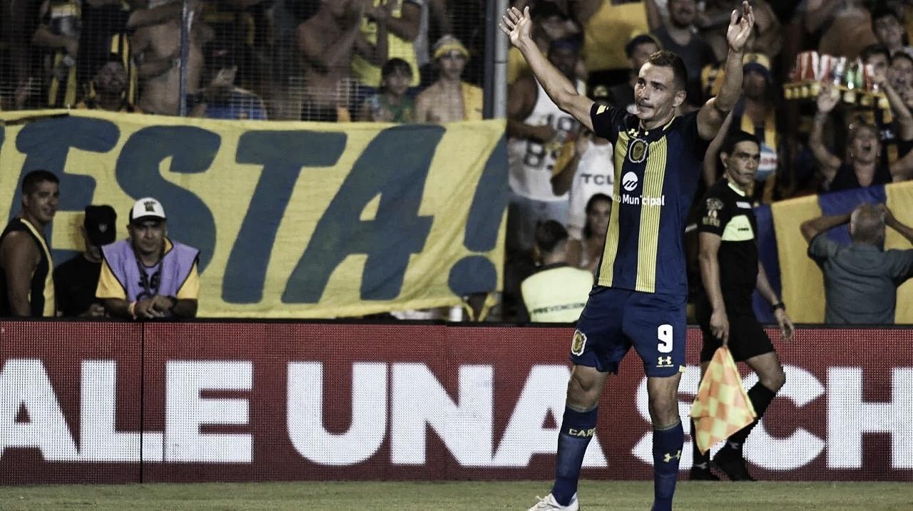 ¿Qué hará el goleador? (Foto: Rosario Central)