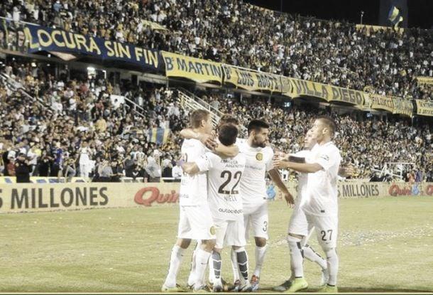 Rosario Central 1 - 1 Colón: Puntuaciones del Canalla