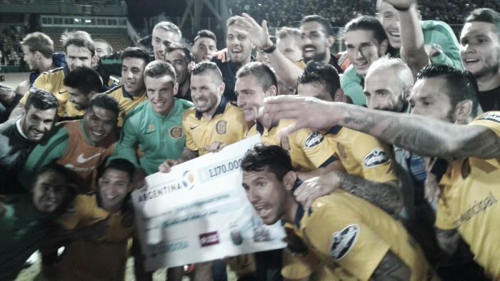 Central mete la cuarta Semifinal de Copa Argentina en su historia