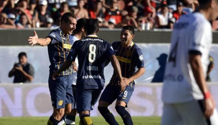 Colón 0 - 3 Rosario Central: puntajes del 'Canalla'