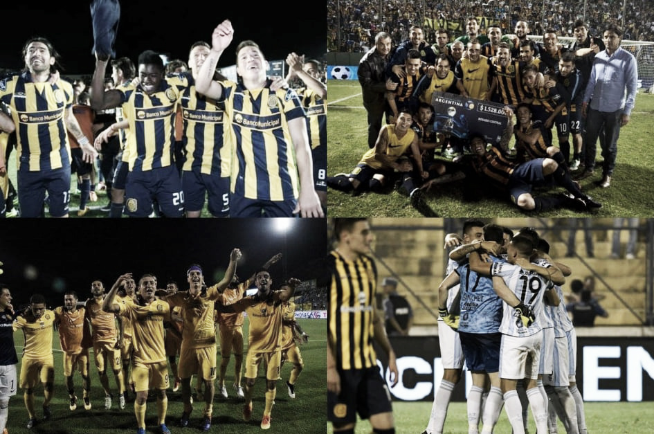 Central jugará su quinta semifinal consecutiva