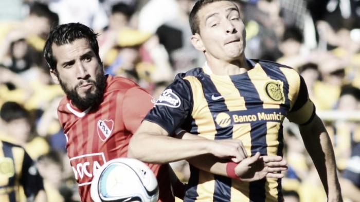 Curiosidades de Independiente - Rosario Central