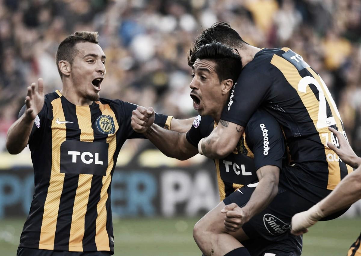 Central líder de la Superliga