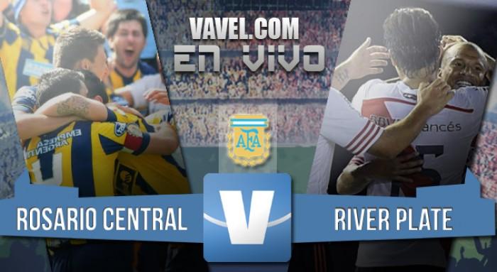 Central 3-3 River: Un partido electrizante