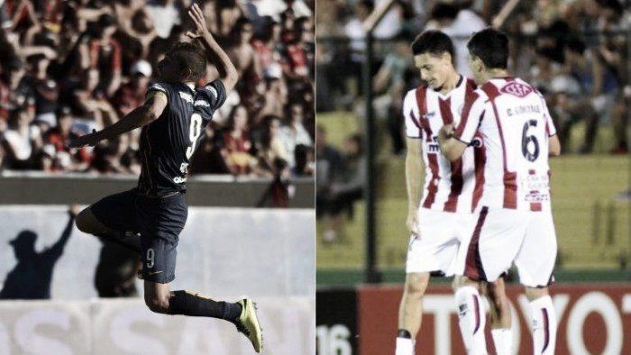 Rosario Central 4 - River Plate de Uruguay1: Goleada de la Academia.
