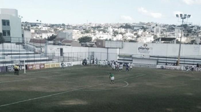 Salgueiro bate Central e garante liderança do Campeonato Pernambucano