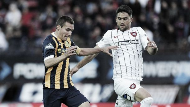 Central empató con San Lorenzo y le queda inalcanzable el campeonato
