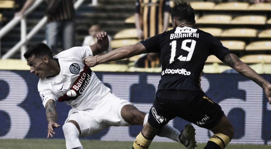 Enfrentamiento argentino por Sudamericana