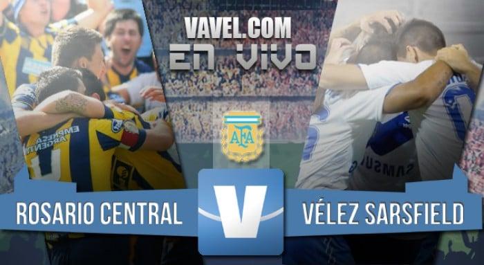 Rosario Central 2-3 Vélez Sarsfield