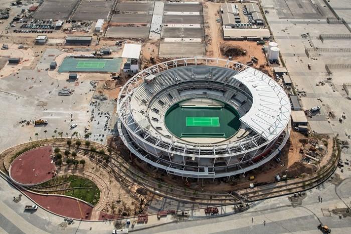 Rio 2016, il programma del torneo di doppio femminile del tennis
