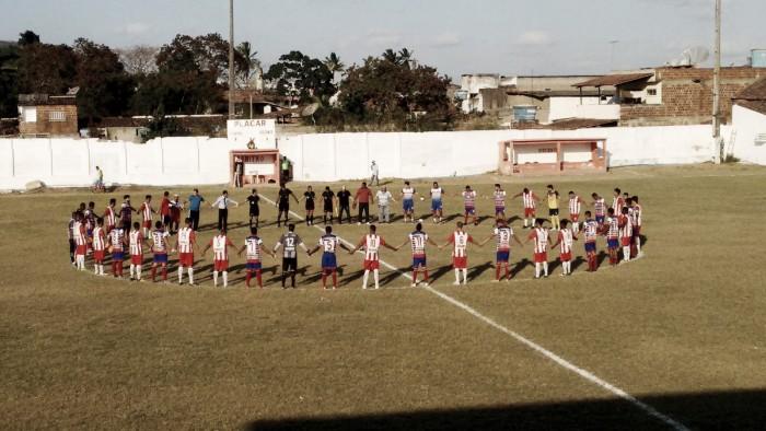 Quartas de final da Série A-2 de PE são marcadas por homenagens à Chapecoense