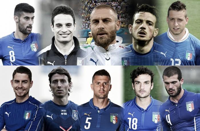 Euro 2016, l'Italia e il centrocampo: quanti dubbi per Conte