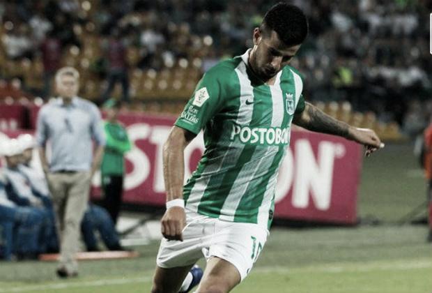 Pablo Cepellini, la calidad que tiene Atlético Nacional