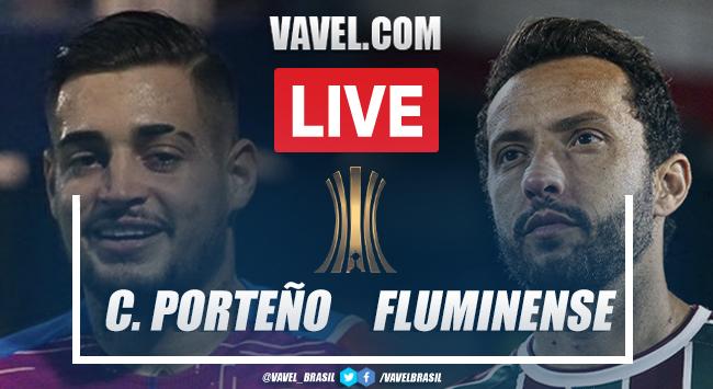 Gols e melhores momentos Cerro Porteño x Fluminense pela Libertadores 2021 (0-2)