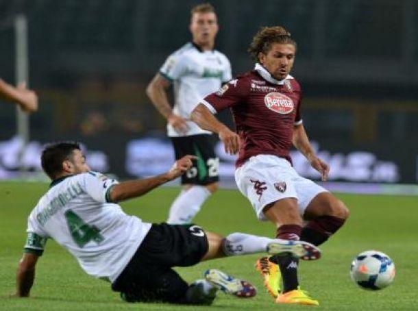 Diretta Sassuolo - Torino in Serie A