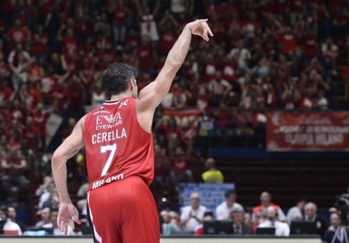 Basket, serie A1 playoff 2016: tonfo Olimpia, gara 1 è di Venezia