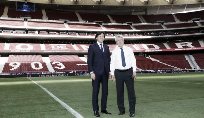 Cerezo, optimista con la Europa League