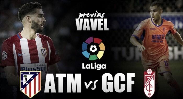 Previa Atlético de Madrid vs Granada CF: un debut nada idóneo para Alcáraz