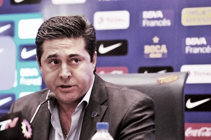 """Daniel Angelici: """"No me voy a presentar como presidente de AFA"""""""