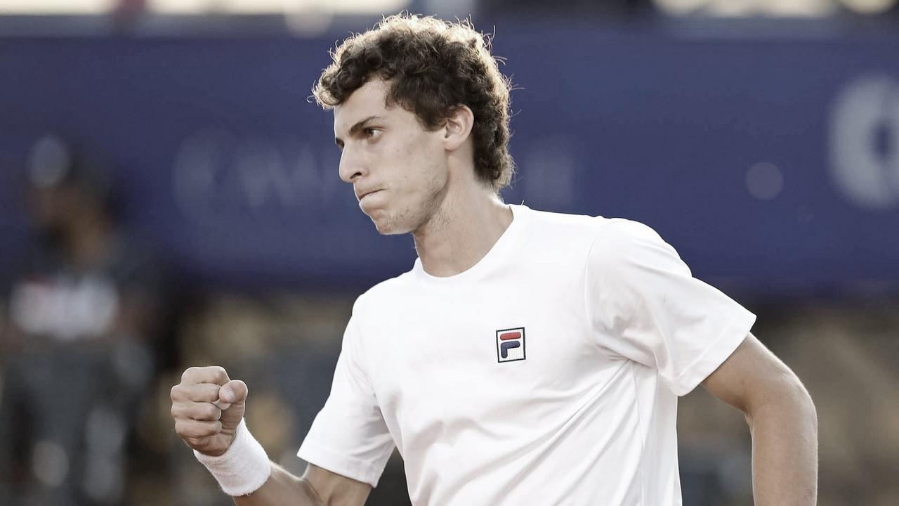 Estreante em torneios ATP, Cerúndolo vence Coria e vai à final em Córdoba