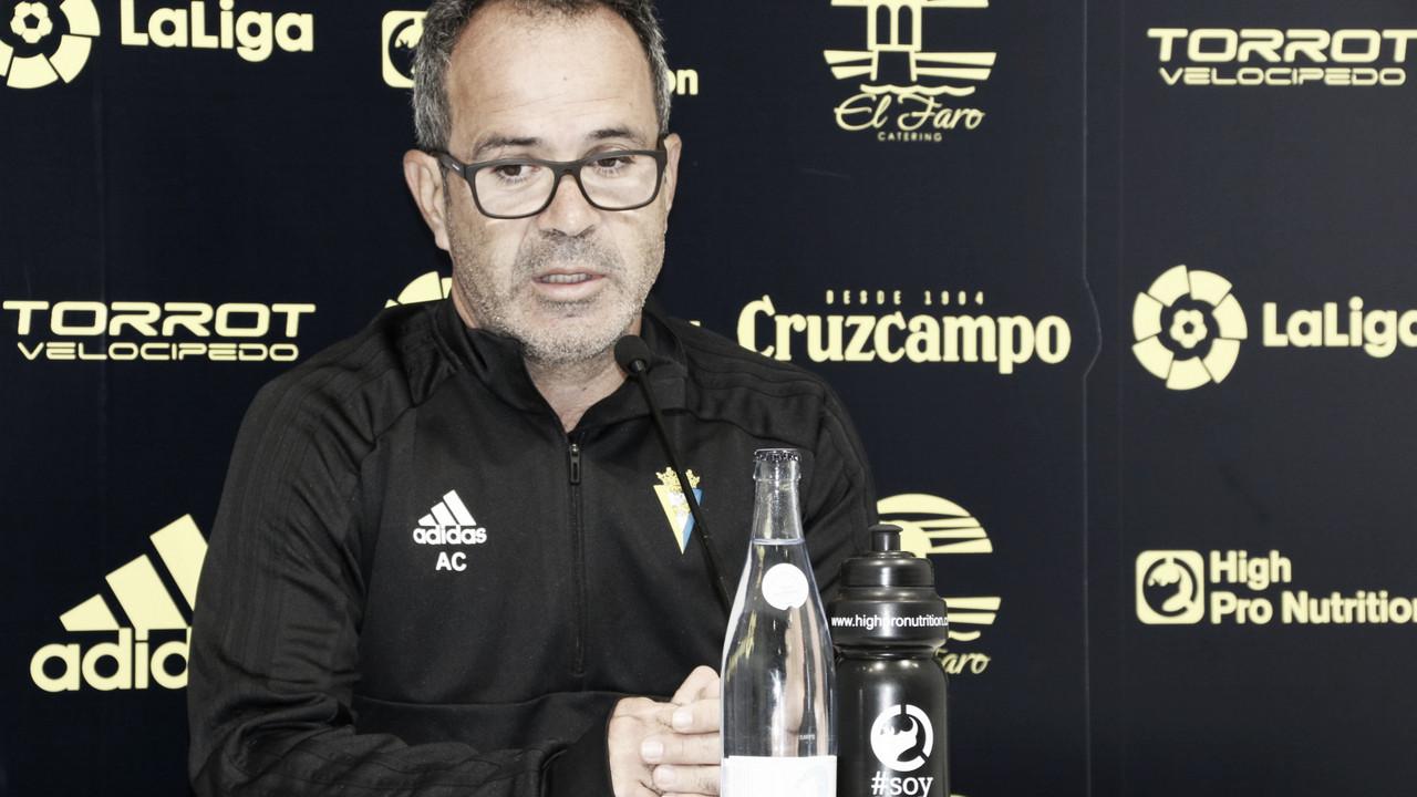 """Álvaro Cervera: """"Empezaremos a ver lo que va a ser la liga"""""""