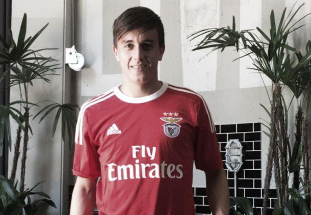 Benfica confirma contratação do meia argentino Franco Cervi, ex-Rosário Central