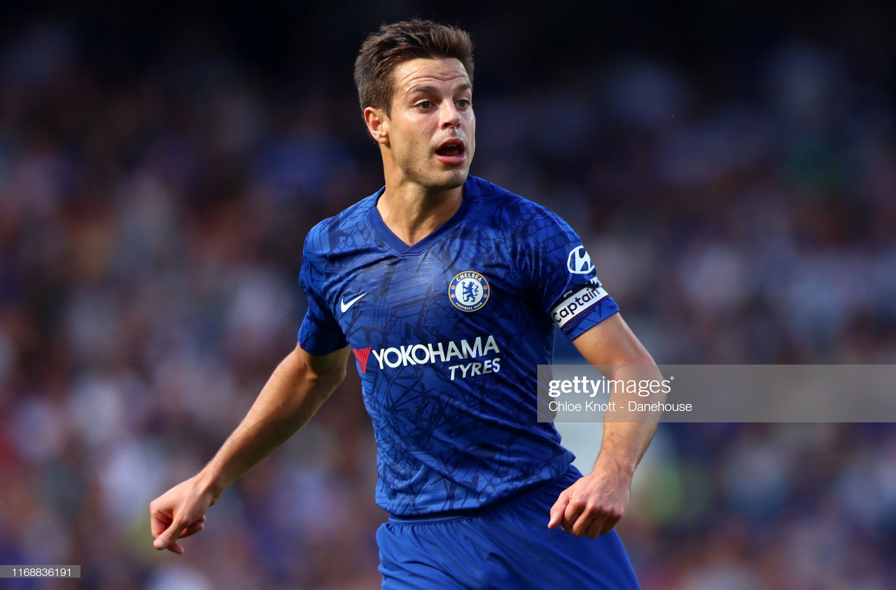 Opinion piece: Cesar Azpilicueta  the weakest link in Chelsea's back four