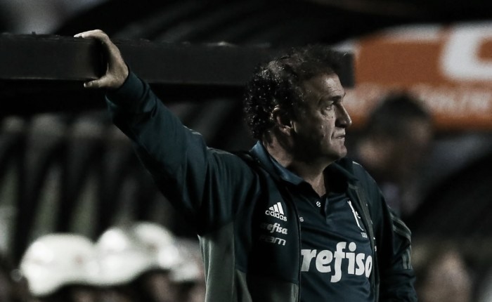Fim da linha: Cuca não resiste a resultados ruins e é demitido do Palmeiras