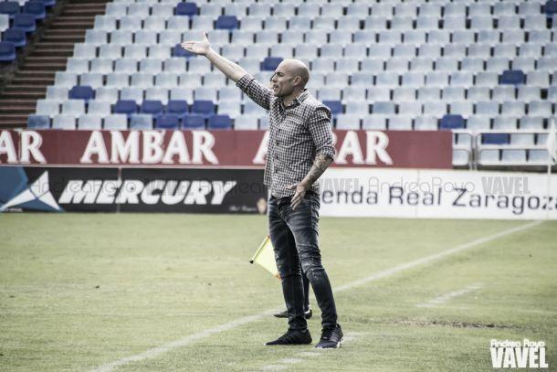 """César Láinez: """"Esta derrota ha sido el palo más gordo sufrido esta temporada"""""""