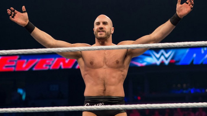 Cesaro Return Announced