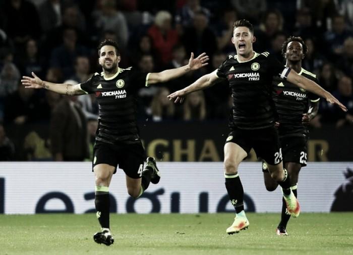 Fàbregas marca duas vezes, Chelsea supera Leicester City e avança às oitavas da Copa da Liga