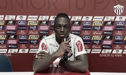 """Edwuin Cetré: """"Ahora nos concentramos en Envigado"""""""
