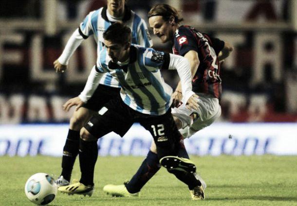 Resultado Racing - San Lorenzo Liga Argentina 2015 (2-1)
