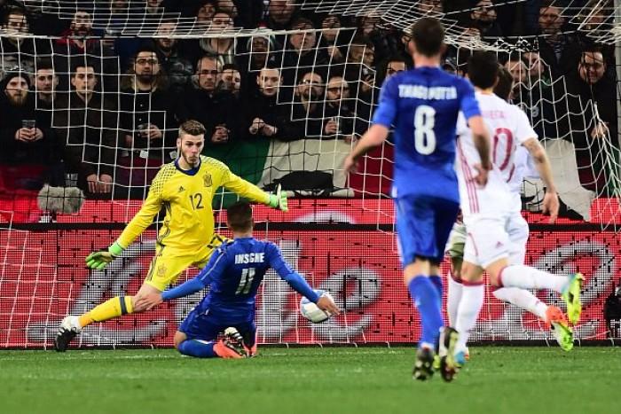 Una bellissima Italia ferma la Spagna: 1-1 al Friuli