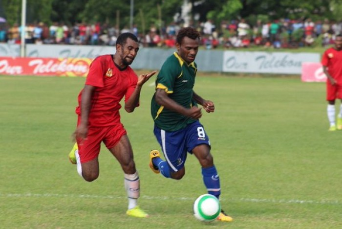 Solomon Islands Edge Papua New Guinea in Critical World Cup Qualifier