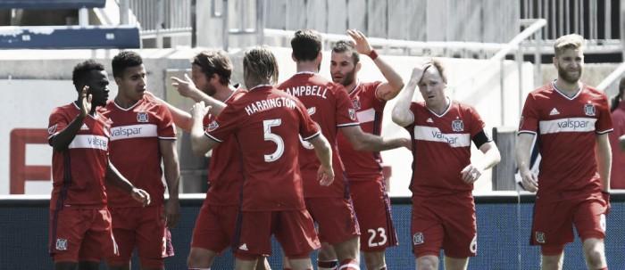 MLS Week Six Review: Chicago keep banking on the 'Schweinsteiger' effect