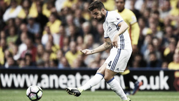 Post-match analysis: Fabregas changes the game for Chelsea against Watford