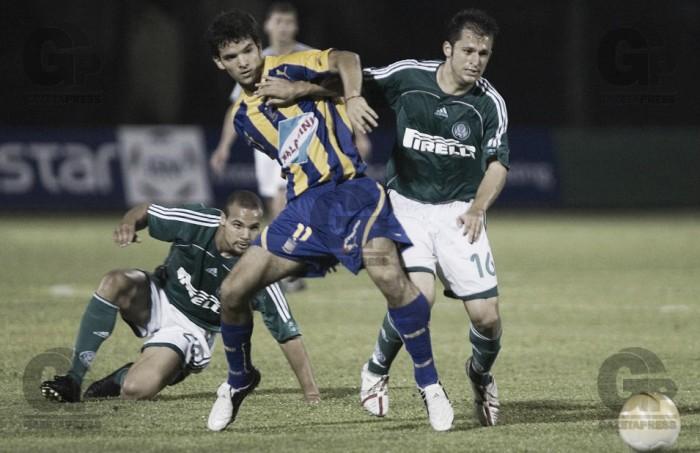 Antecedentes del 'Canalla' enfrentando clubes brasileros