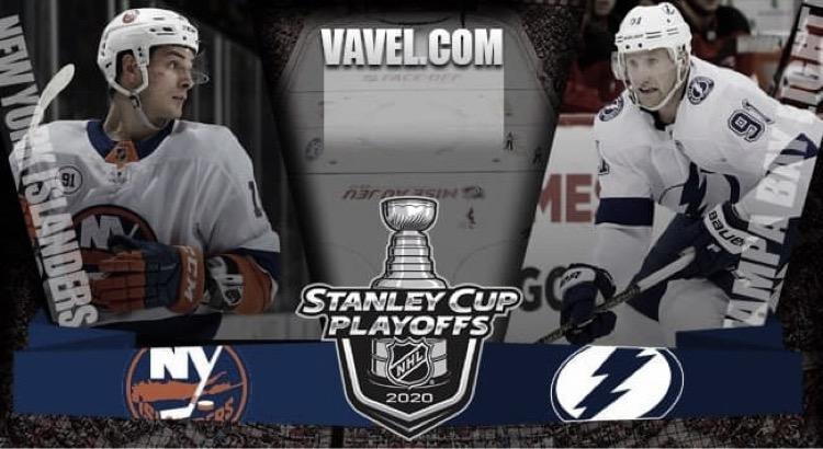 Previa Tampa Bay Lightning - New York Islanders: dos caminos, mismo objetivo